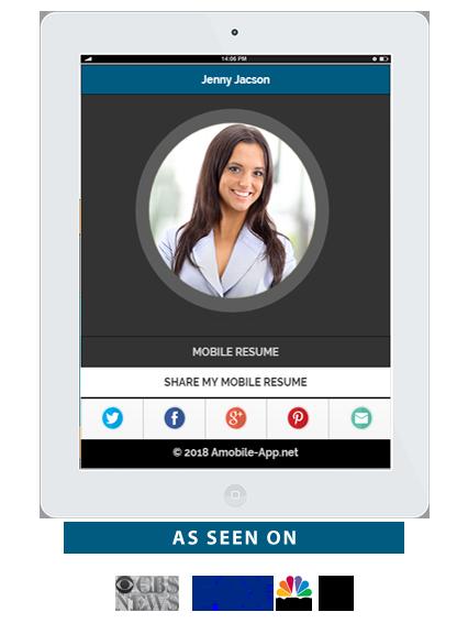 your resume app - Resume App
